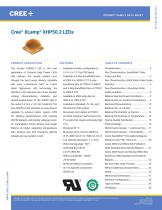 Cree® XLamp® XHP50.2 LEDs - 1