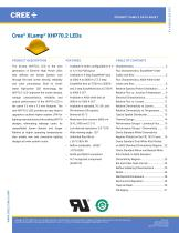 Cree® XLamp® XHP70.2 LEDs - 1