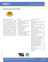 Cree® XLamp® XP-L2 LEDs - 1