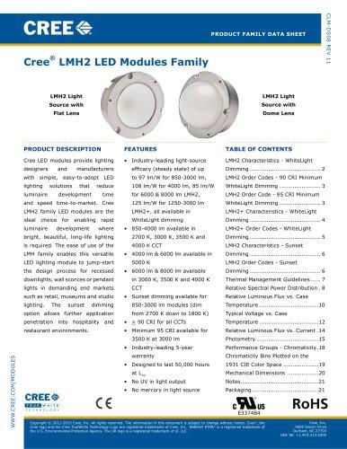 LMH2 LED Module