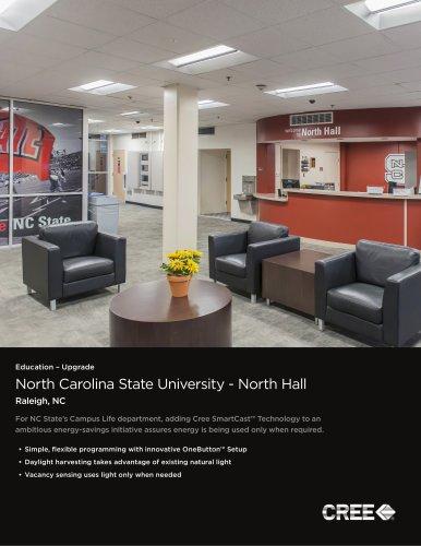 North Carolina State University - North Hall