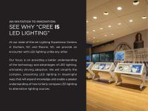 Seeing is Believing at the Cree LED Lighting Experience Centers - 3