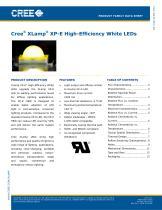 XP-E High-Efficiency White - 1