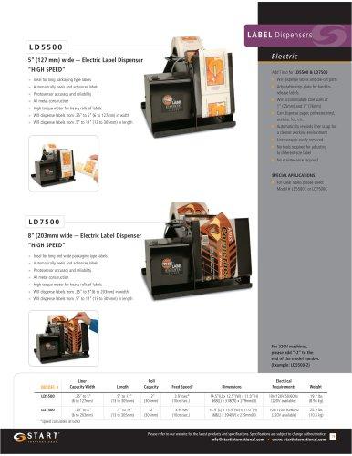 LD5500 - LD7500