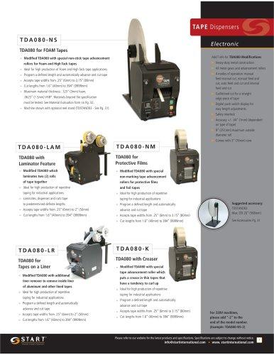 TDA080- Series