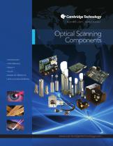 Scanning Components Brochure