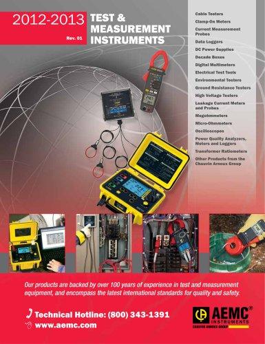 2012-2013 AEMC Catalog