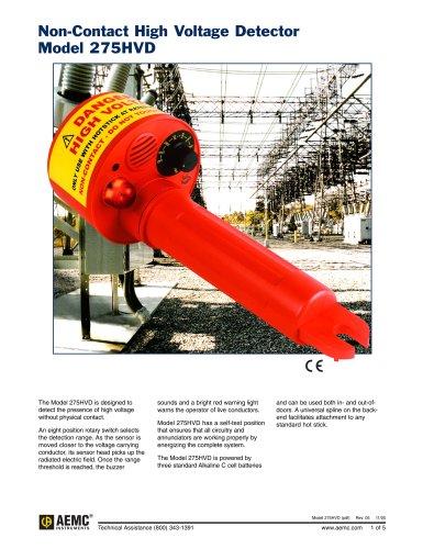 275HVD Non-Contact Voltage Detectors