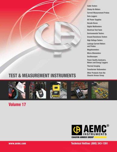 AEMC Product Catalog