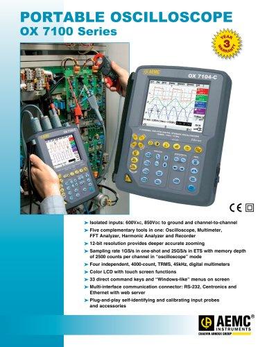 OX 7102-C Oscilloscopes