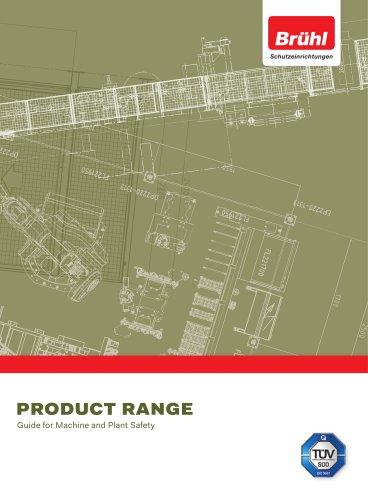Complete product range