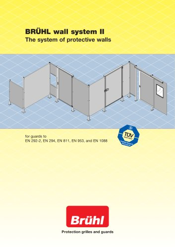 Safety Guards System Wall II