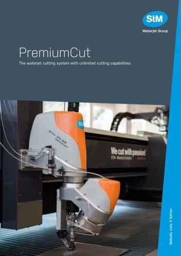 STM PremiumCut - Waterjet Solutions