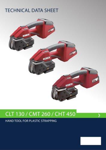 CLT 130 / CMT 260 / CHT 450