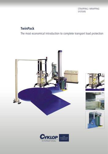 pallet strapping machine TwinPack