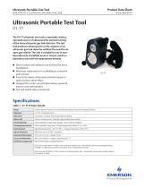 01-TT Ultrasonic Portable Test Tool - 1