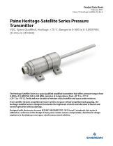 213 Heritage Series Pressure Transmitter - 1