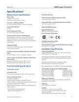 6888 In Situ Flue Gas Oxygen Transmitter - 7