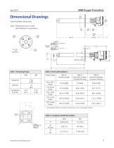 6888 In Situ Flue Gas Oxygen Transmitter - 9