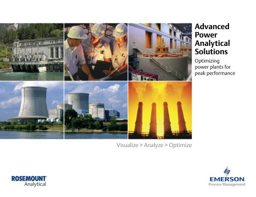 Advanced Power Analytical Solutions