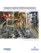 Complete Analytical and Monitoring Solutions - 1