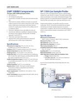 Continuous Emissions Monitoring System (CEMS) with MLT Analyzer - 2