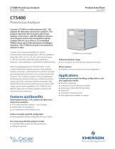 CT5400  Process Gas Analyzer - 1