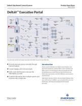 DeltaV Executive Portal - 1