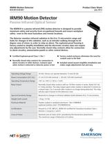 Explosion Proof Motion Detector - 1