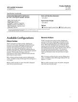 Fisher 657 and 667 Diaphragm Actuators - 3