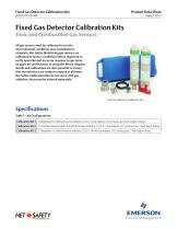 Fixed Gas Detector Calibration Kits - 1