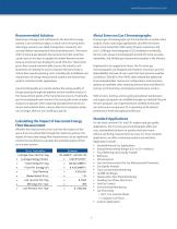 Gas Chromatograph Solutions For Natural Gas Transmission Applications - 3