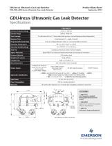 GDU-Incus Ultrasonic Gas Leak Detector - 3