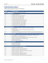 HART standard or OCX 8800 Oxygen/Combustibles Transmitter - 11