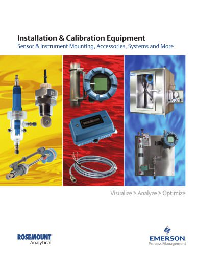 Installation & Calibration Equipment