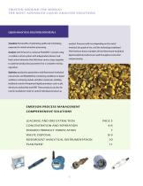 Liquid Analysis for Metal Extraction - 2