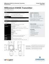 Millennium II BASIC Gas Detector - 2