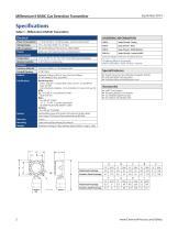 Millennium II BASIC M2B Transmitter - Single Channel - 2