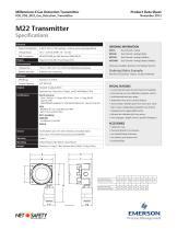Millennium II M22 Transmitter - Dual Channel Universal Gas Monitoring - 2