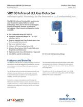 Millennium Infrared Combustible Gas Detector - 1