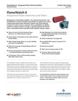 Net Safety Flame Detector Video Camera Combo - 1