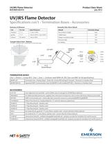Net Safety UV/IR Flame Detector - 3