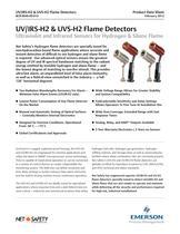 Net Safety UV/IR Hydrogen Flame Detector - 1