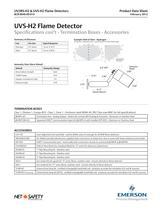 Net Safety UV/IR Hydrogen Flame Detector - 5