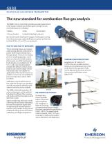 The new standard for combustion flue gas analysis - 1