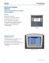 OPM 4001 Opacity/Dust Density Monitor - 4