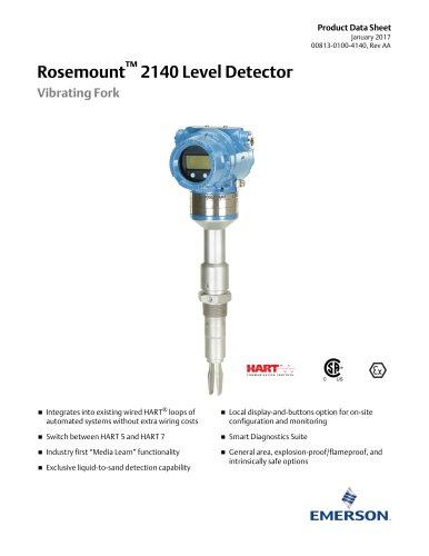 Rosemount™ 2140 Level Detector