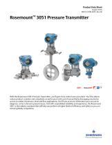 Rosemount™ 3051 Pressure Transmitter - 1