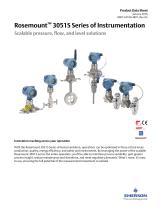 Rosemount  3051S Series of Instrumentation - 1