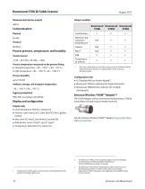 Rosemount 5708 Series 3D Solids Scanner - 12